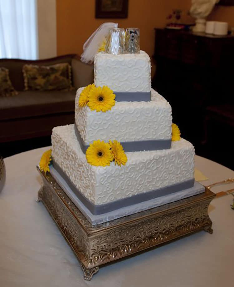 Wedding Cake Recipe.Super Moist Durable Vanilla Cake Recipe