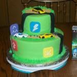 Blur Cake 1