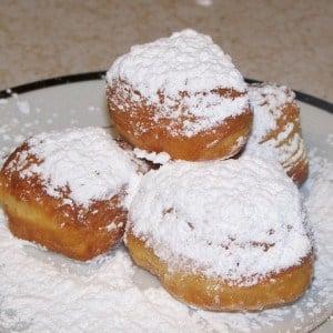 Easy Donut Holes