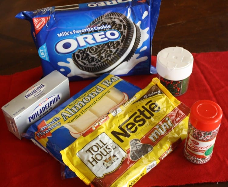 Oreo Truffle Ingredients