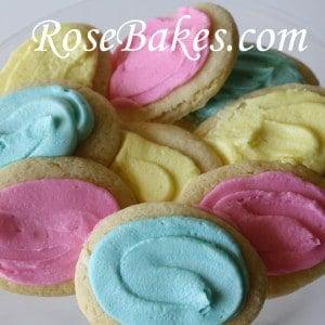 Perfect Soft Sugar Cookies
