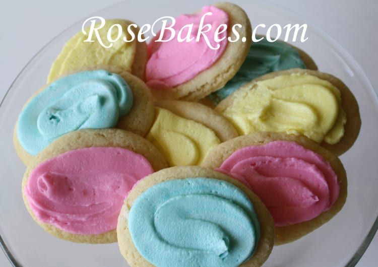Perfect Soft Sugar Cookies