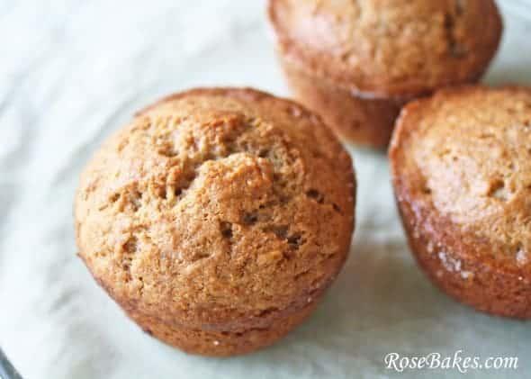 Sour Cream Banana Muffins Recipe