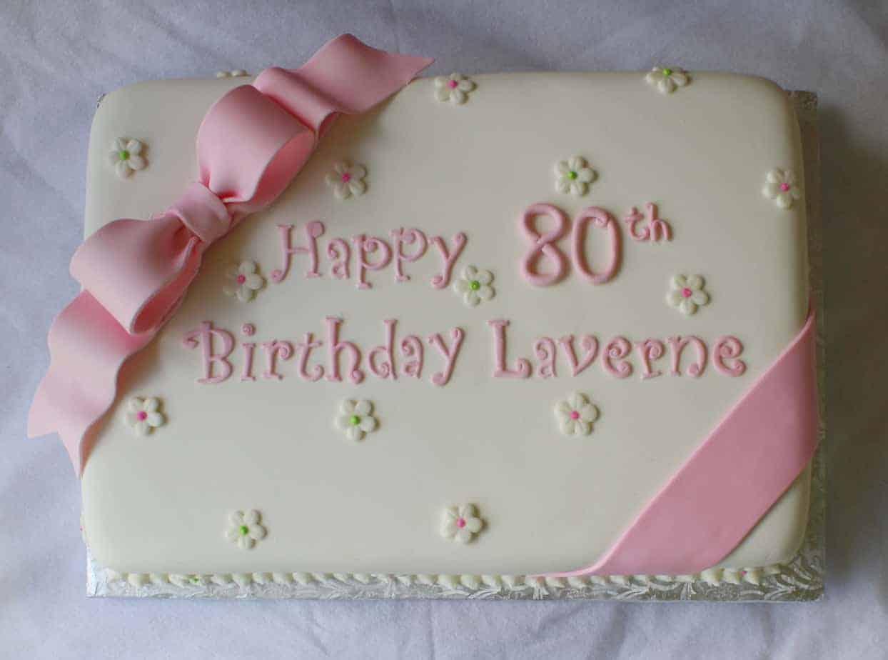 Happy Birthday Hendrix Cake
