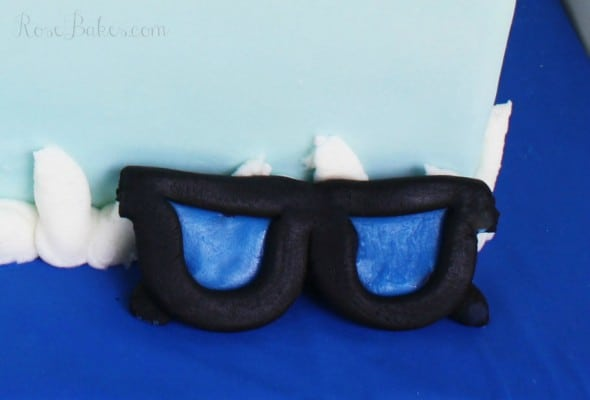 Pool Party Cake Sunglasses