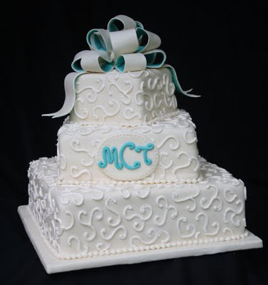 How Much Is A Small Wedding Cake