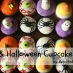 Fall & Halloween Cupcakes