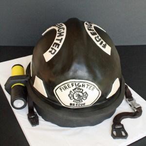 Fireman Helmet Front 2
