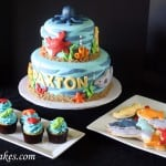 Under the Sea Cake Cookies Cupcakes