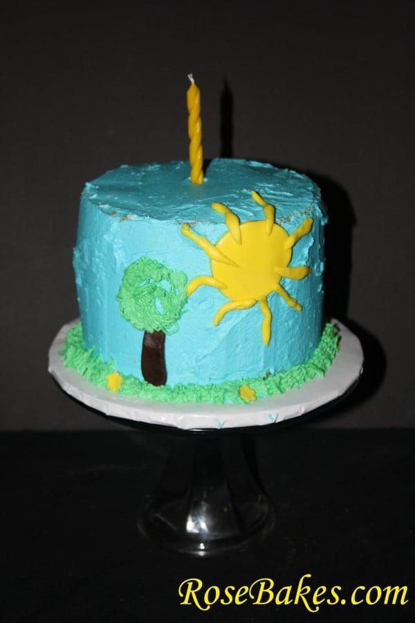 Happy 1st Birthday Asher