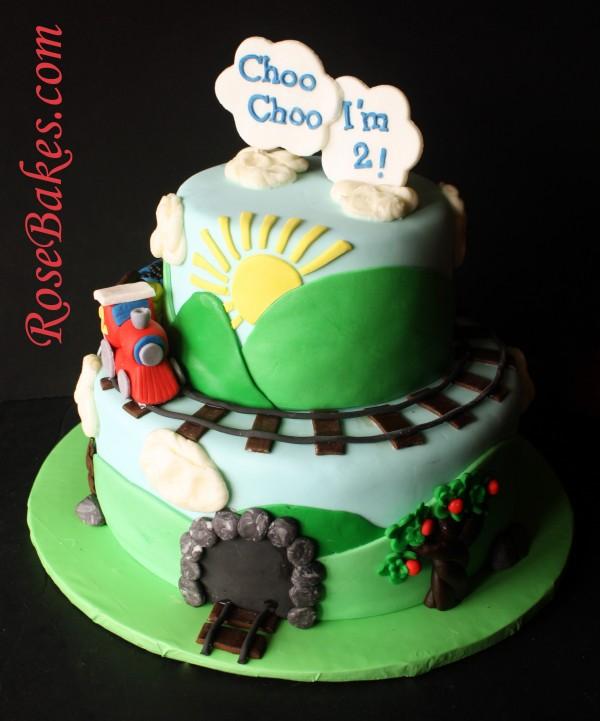 I Start To Make This Cake One Week