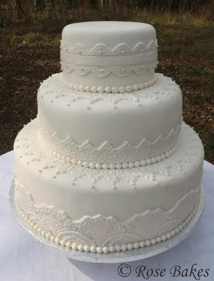 Chabela wedding cake analysis essay - BAO THACH