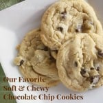 Our Favorite Chocolate Chip Cookies Pinterest