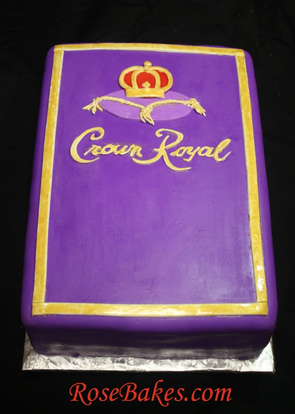 The Royal Birthday Cake