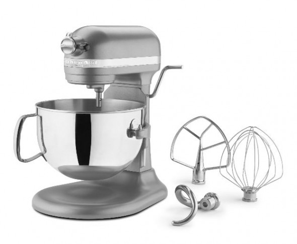 Sweet Deal! Kitchenaid Professional 6-Qt Mixer only $195.99 ...