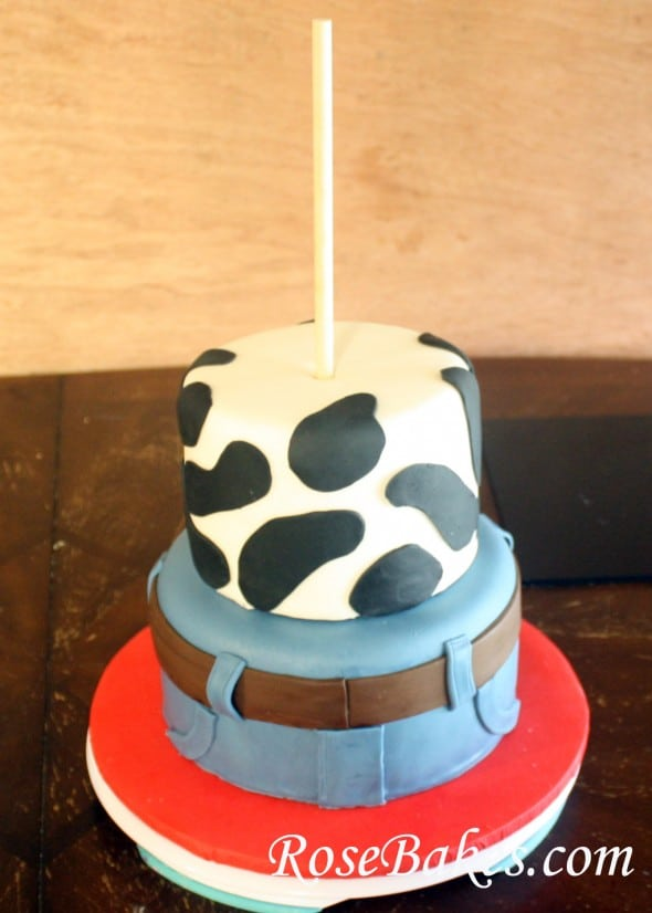 Cowboy Western Cakes And Smash Cakes How To Stack Cake Tiers Tutorial