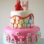 Yo Gabba Gabba Birthday Cake 3