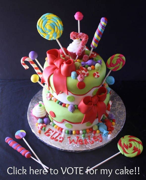 Sweet Of The Month Cake Contest Help Me Win Please