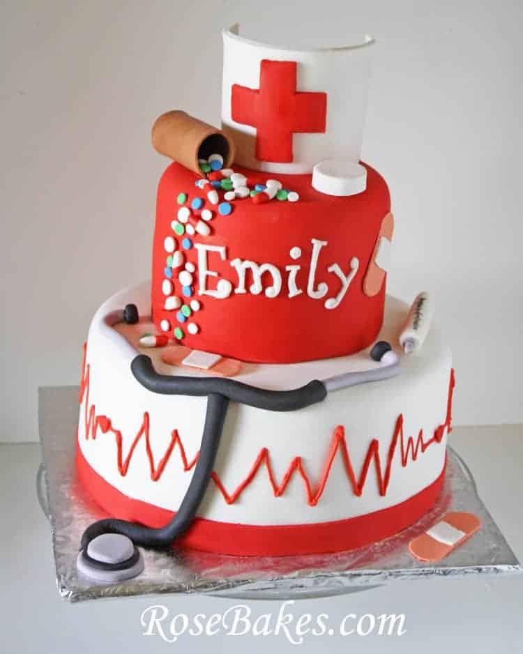 Nurses Week Cake Ideas