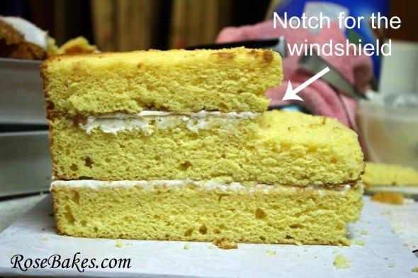 Easy Dump Truck Cake Recipe