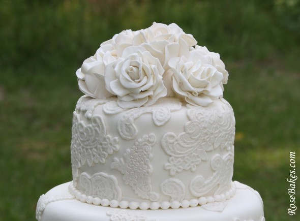 Cake Lace Molds