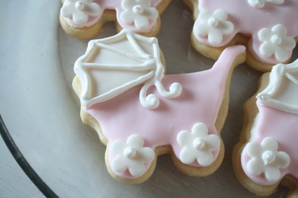 Baby Shower Cake Cutters