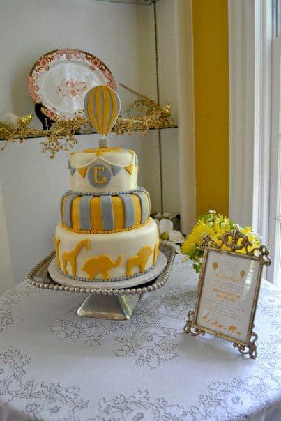 The Cake Tableu2026 The Window Treatmentsu2026