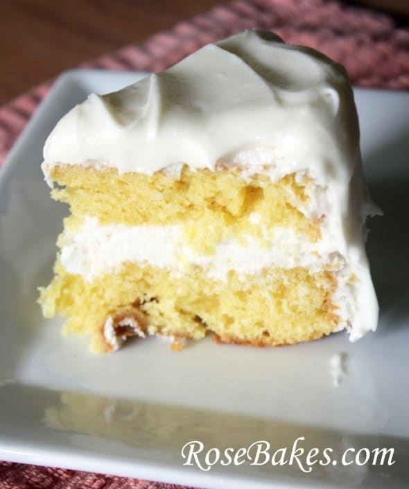 Amaretto Cake Recipes Scratch