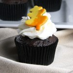 Fall Thanksgiving Cupcake