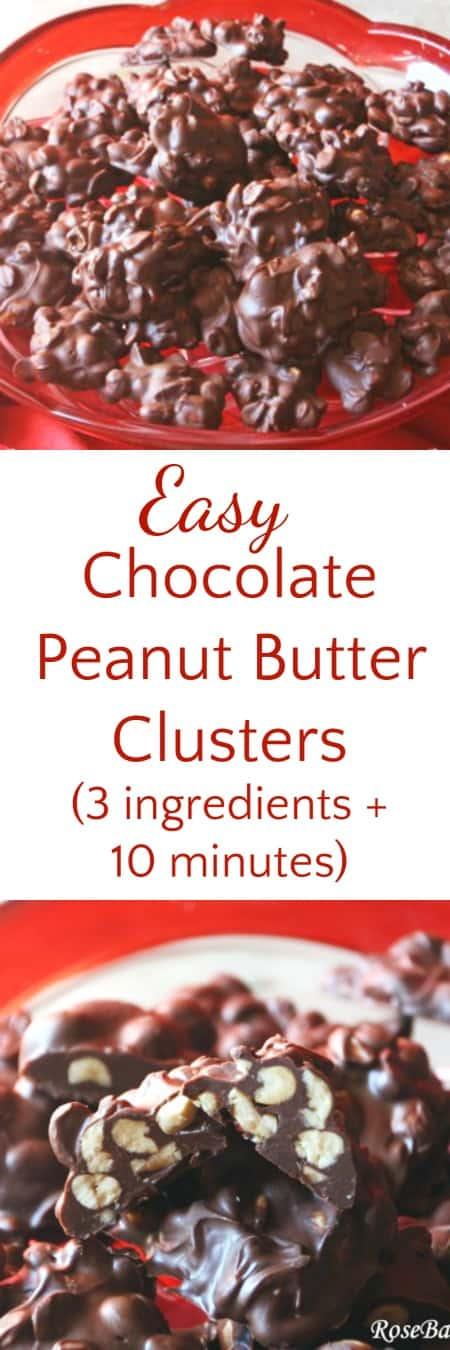 Homemade Peanut Butter Pudding Rose Bakes