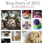 Top 10 Blog Posts of 2012