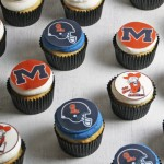 Ole Miss Cupcakes