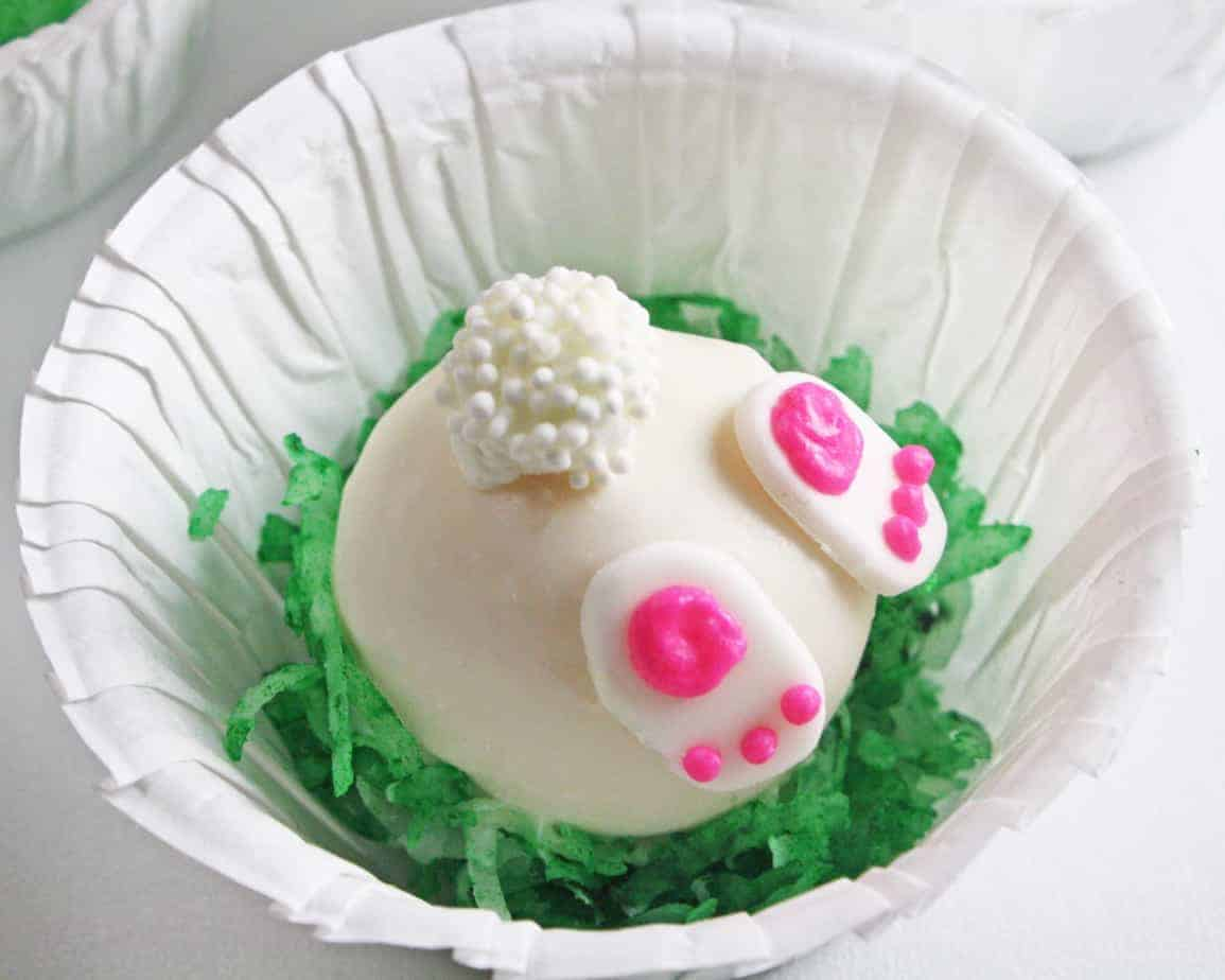How To Make Bunny Cake Pops