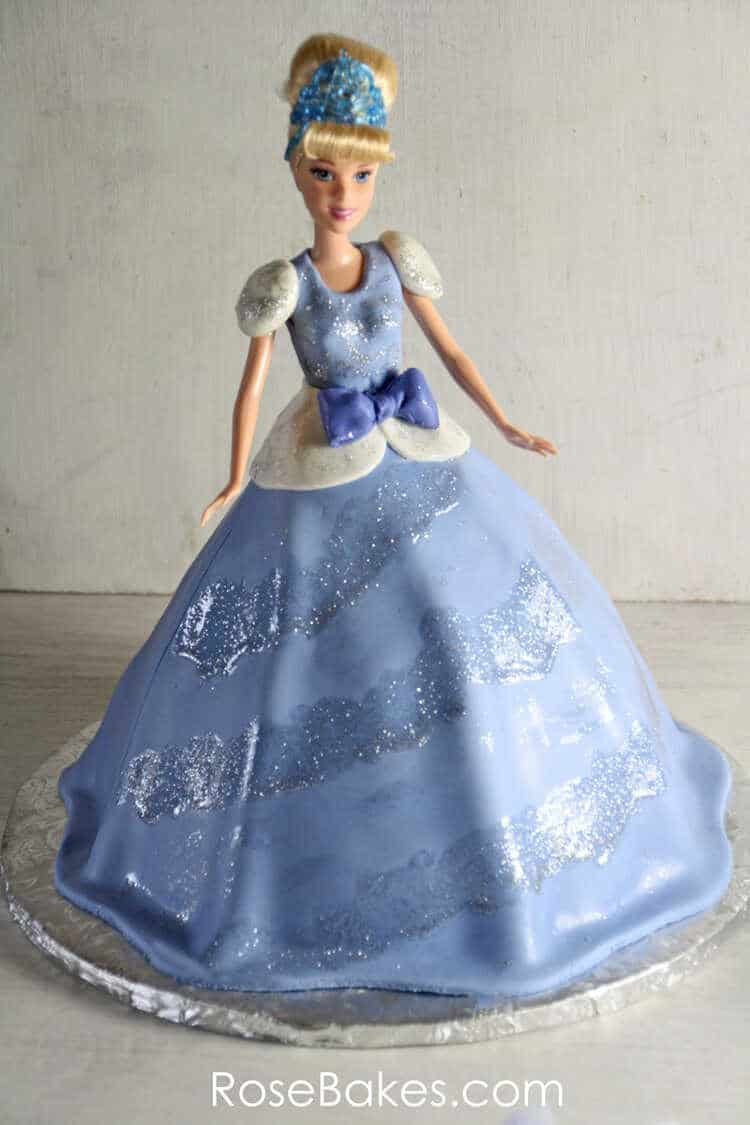 Cinderella Birthday Cake Pan