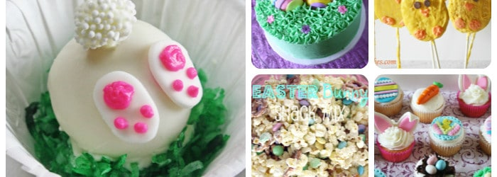 Image gallery easter treats for Quick and easy easter treats recipes