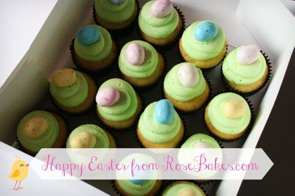 Happy Easter from RoseBakescom