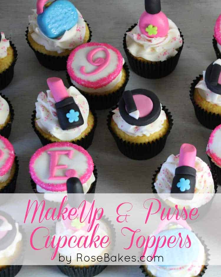 Old Fashion Alphabet Cake Toppers