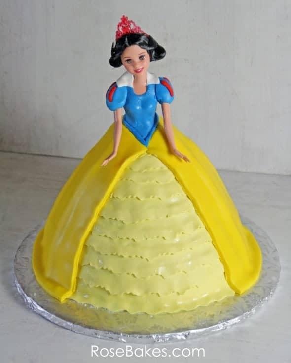Snow White Cake Pan Wilton