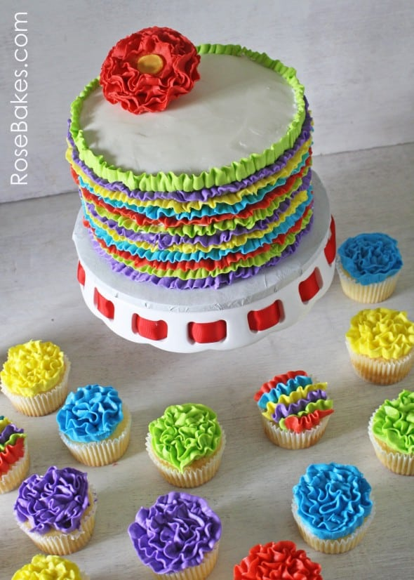 Fiesta Themed Party Great Idea For Cinco De Mayo Rose Bakes