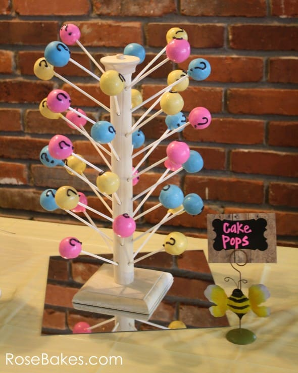 Gender Reveal Cake Pops WM