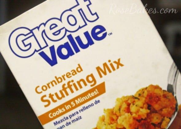Chicken Cordon Bleu Casserole Recipe Cornbread Stuffing Mix
