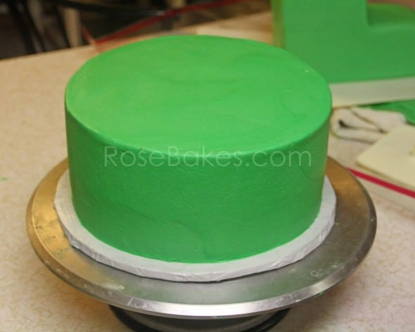 How To Make A Tractor Cake 18
