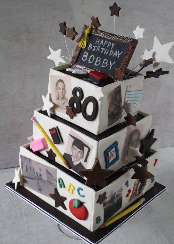 Th Teachers Birthday Cakes