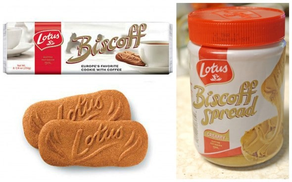 Biscoff Cookies and Spread