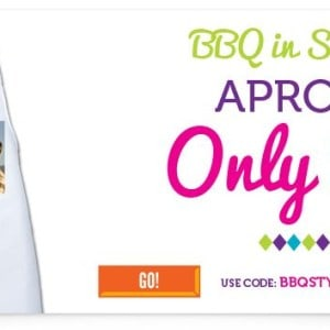 Click here to get your $5 photo apron!