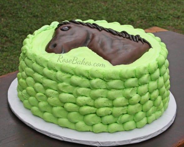 Horse Cake 2