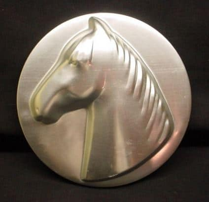 Horse Head Pan