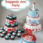 Raggedy Ann Party