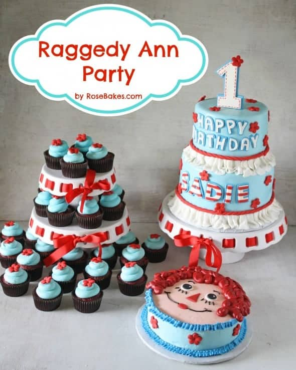 Raggedy Ann Party
