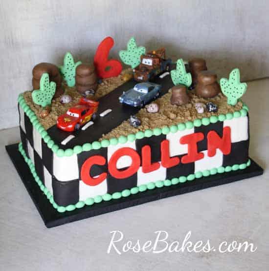 Disney Cars Cake Pan